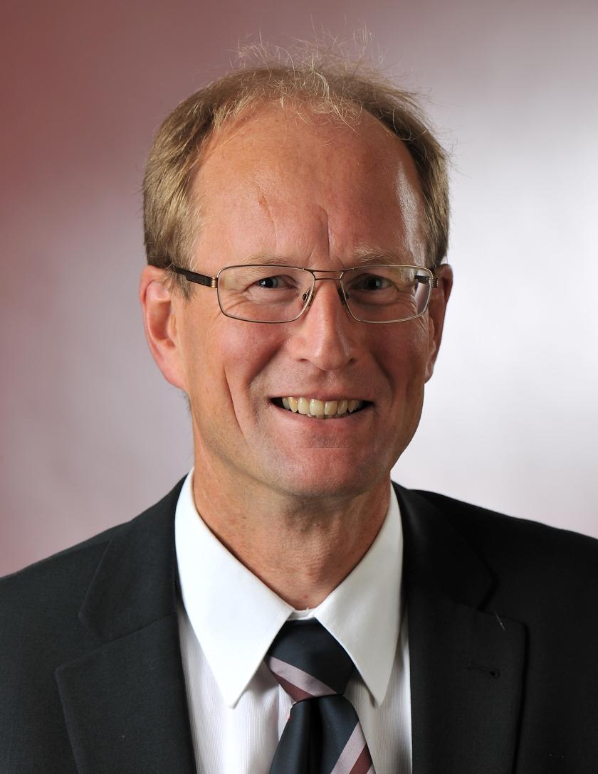 Dr. Karl-Heinz Figl tritt als neuer Vorstand beim KUMS an.